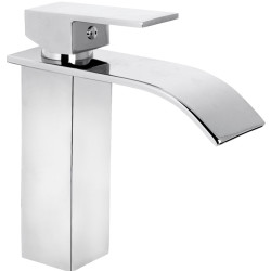 CORNAT DESIGN single lever mixer for washbasin